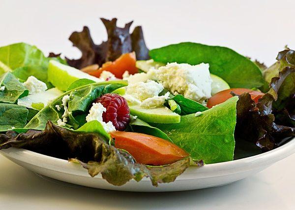 Salat nach Art des Hauses